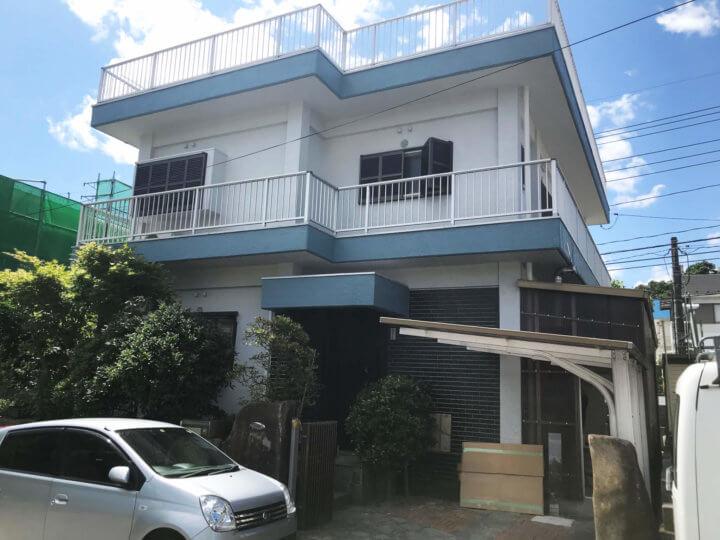 広島市佐伯区 S様邸 外壁塗装工事