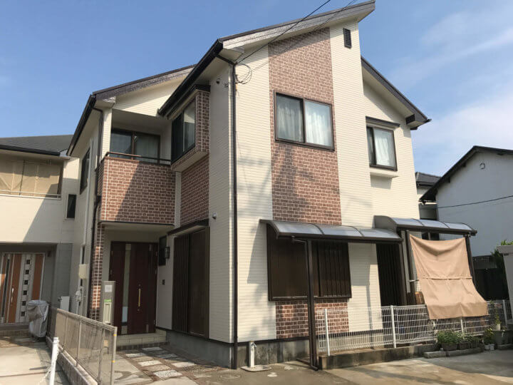 広島市西区 T様邸 外壁塗装・屋根塗装工事