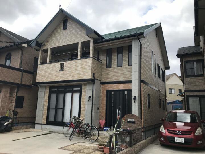 広島市佐伯区 T様邸 外壁塗装・屋根塗装工事