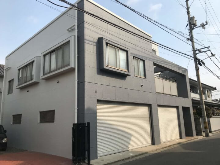 広島市佐伯区 T様邸 外壁塗装工事