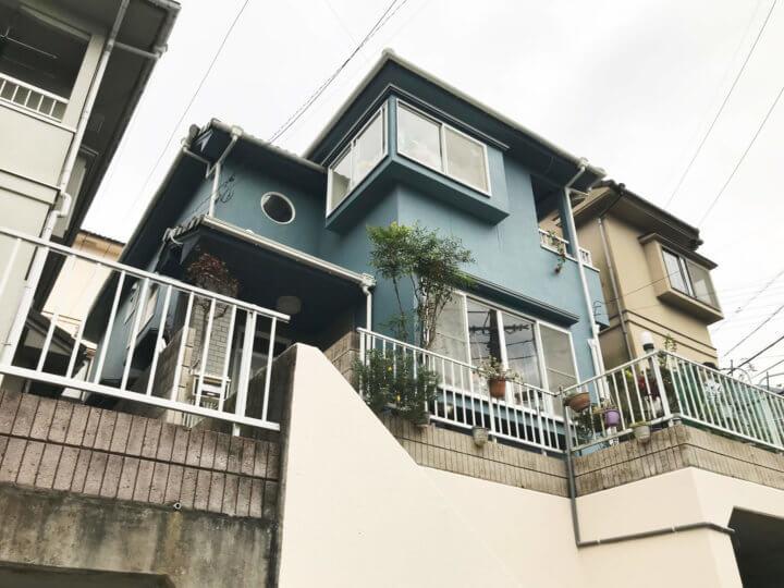 広島市安芸区 T様邸 外壁塗装・屋根塗装工事