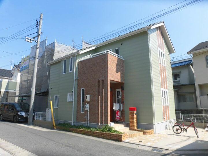 広島市西区 S様邸 外壁塗装工事