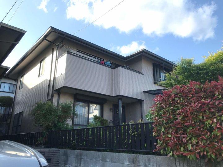 広島県廿日市市宮島口東 M様邸 外壁塗装工事