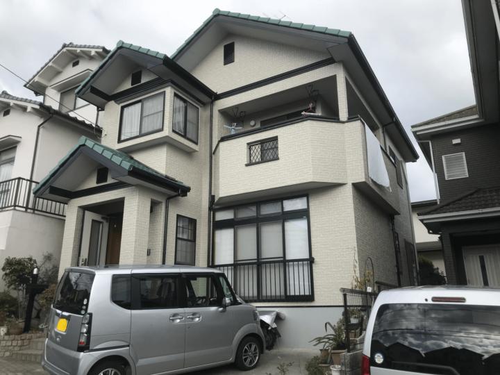 広島市佐伯区観音台 T様邸 外壁塗装・屋根塗装工事