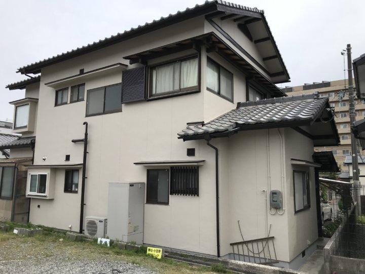 広島県廿日市市地御前北 S様邸 外壁塗装工事