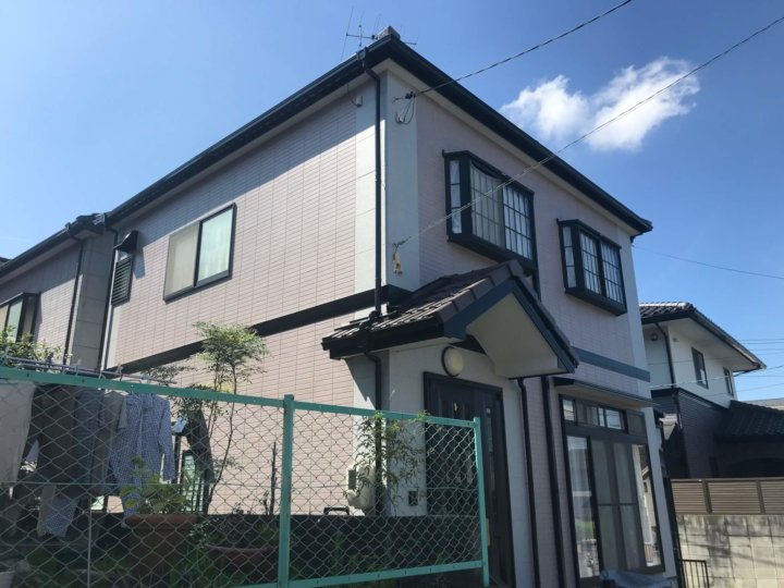 広島県安芸郡府中町 Y様邸 外壁塗装・屋根塗装工事