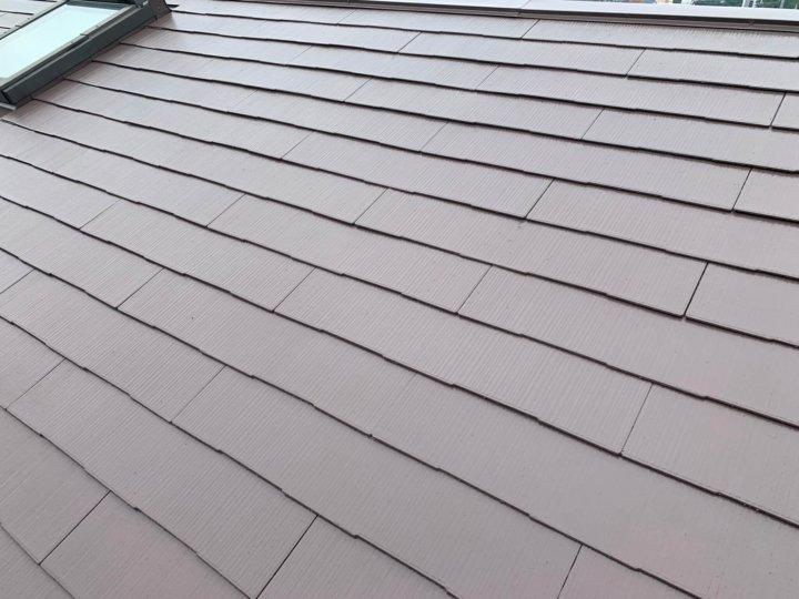 広島市安佐南区川内 Y様邸 屋根塗装工事