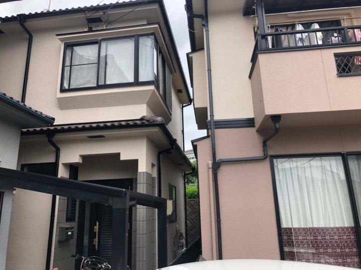 広島市佐伯区坪井 D様邸 外壁塗装・屋根塗装工事