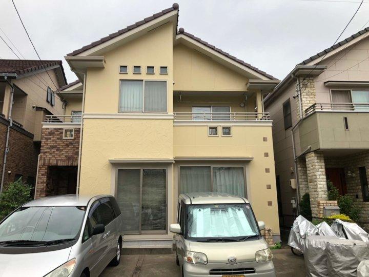 広島市南区東青崎町 M様邸 外壁塗装・屋根塗装工事