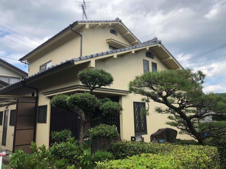 広島県廿日市市塩屋 M様邸 外壁塗装工事