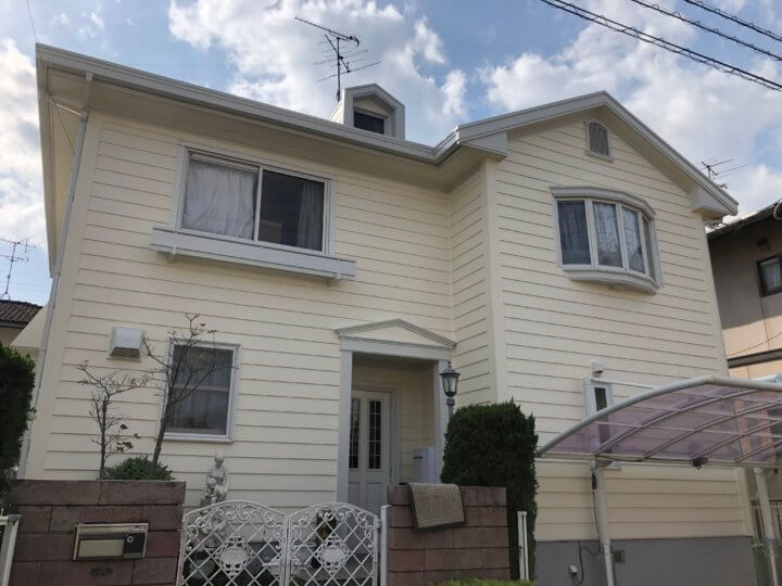広島県廿日市市四季が丘 S様邸 外壁塗装・屋根塗装工事