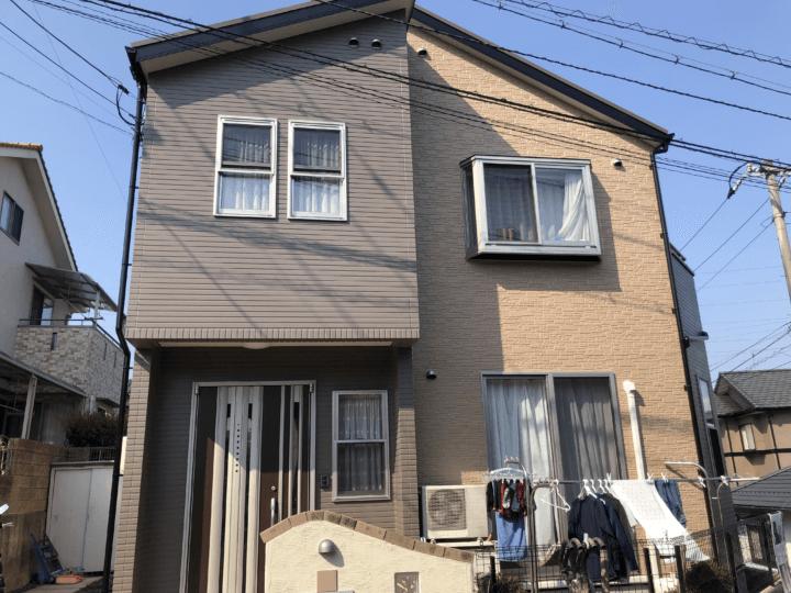 広島市東区馬木 Y様邸 外壁塗装・屋根塗装工事