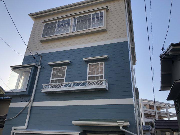 広島市東区温品 U様邸 外壁塗装・屋根塗装工事