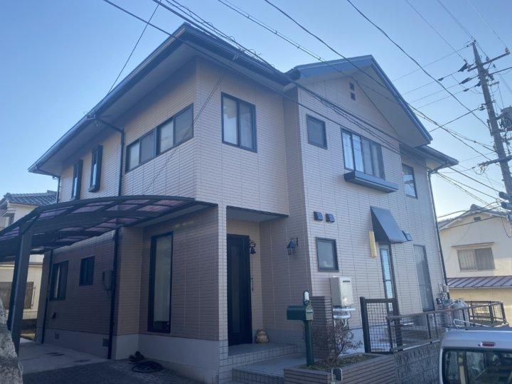 広島県呉市焼山 T様邸 外壁塗装・屋根塗装工事