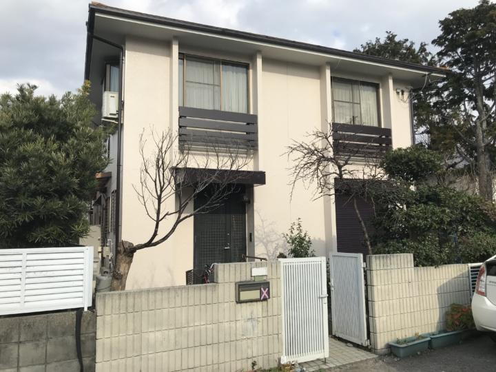 広島市佐伯区坪井 Y様邸 外壁塗装・屋根塗装工事