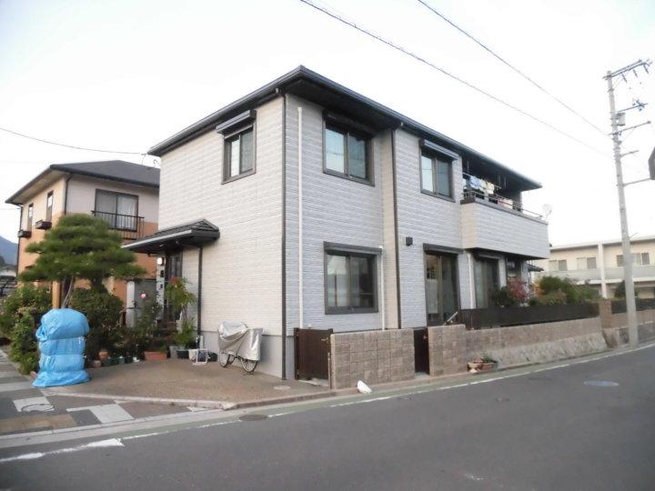 広島県廿日市市串戸 M様邸 外壁塗装工事