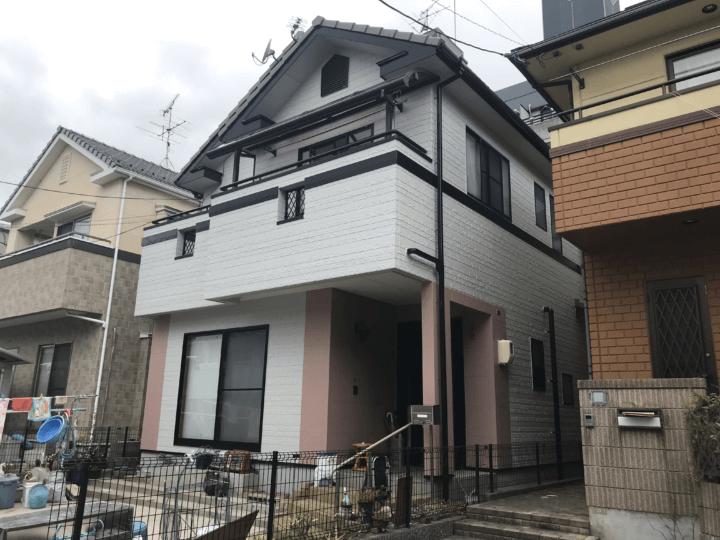 広島市佐伯区隅の浜 O様邸 外壁塗装・屋根塗装工事