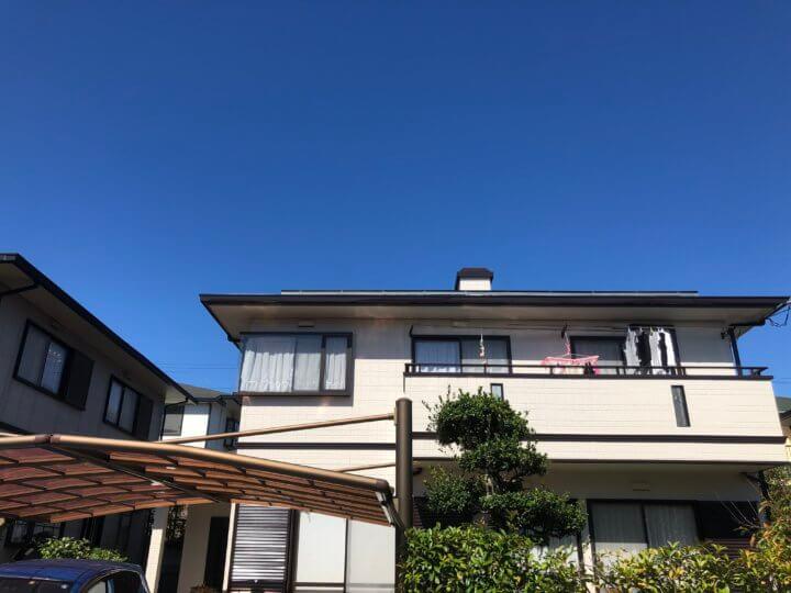 広島市佐伯区河内南 T様邸 外壁塗装・屋根塗装工事