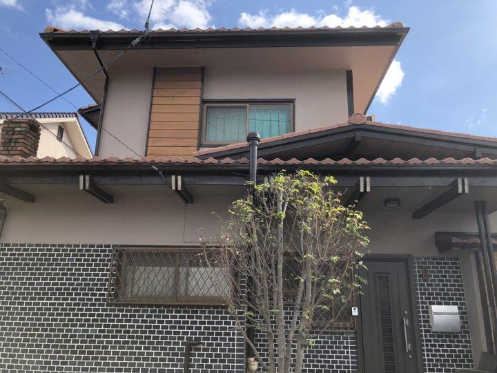 広島県廿日市市平良 T様邸 外壁塗装工事