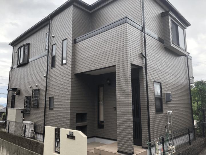 広島市佐伯区観音台 I様邸 外壁塗装工事