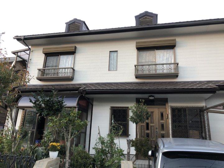 広島市佐伯区美鈴が丘 J様邸 外壁塗装・鳩小屋塗装工事