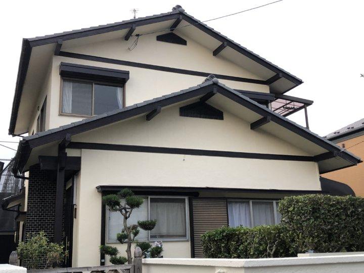 広島県廿日市市阿品 B様邸 外壁塗装工事