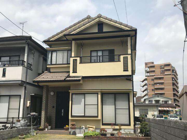広島市佐伯区千同 Y様邸 外壁塗装・屋根塗装工事