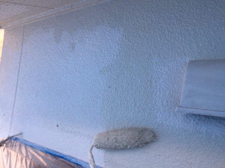 ⑯外壁上塗り 二一回目