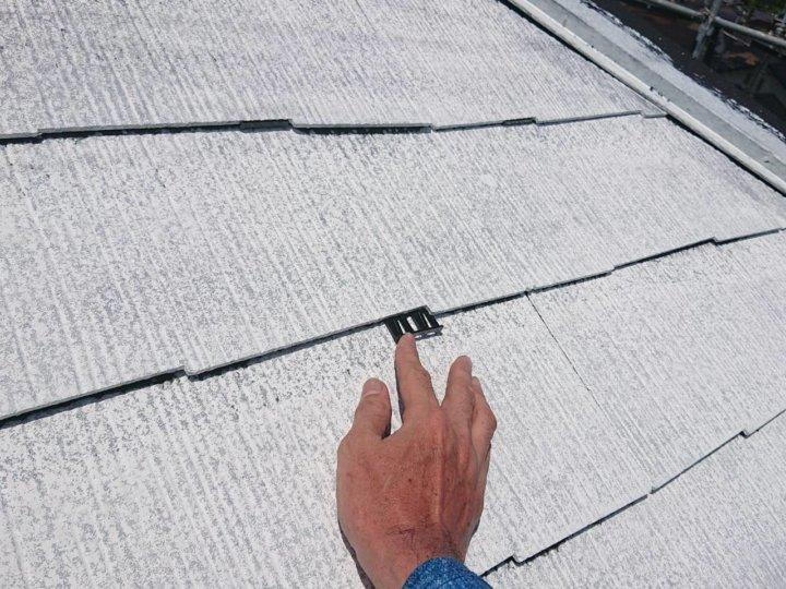 ⑨屋根タスペーサー取り付け