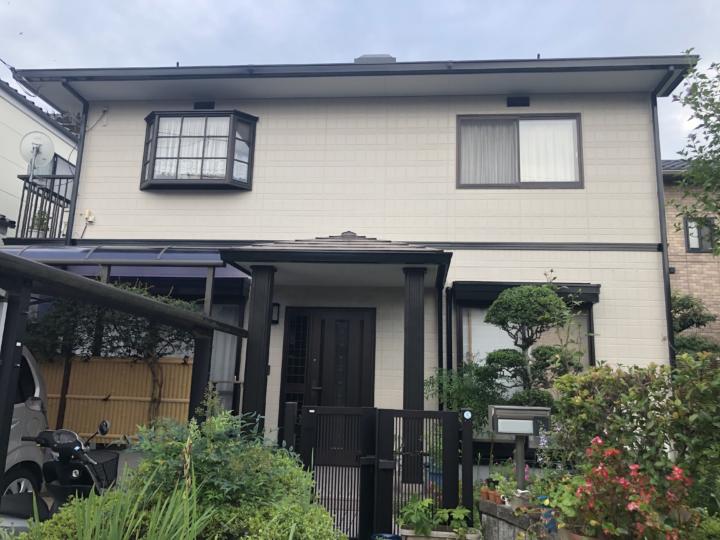 広島市安芸区矢野南 O様邸 外壁塗装・屋根塗装工事