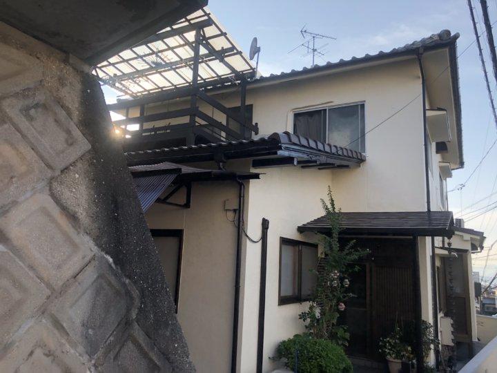 広島市安芸区矢野西 S様邸 外壁塗装・屋根塗装工事