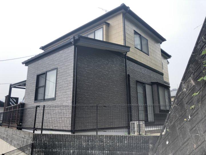 広島市安芸区矢野西 Y様邸 外壁塗装工事
