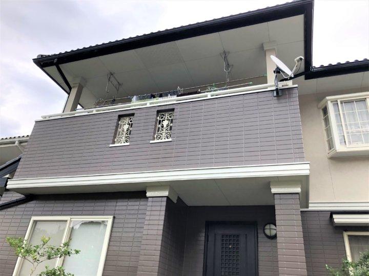 広島市安芸区矢野南 Y様邸 外壁塗装工事