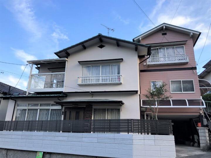 広島県岩国市海士路町 E様邸 外壁塗装・屋根塗装工事