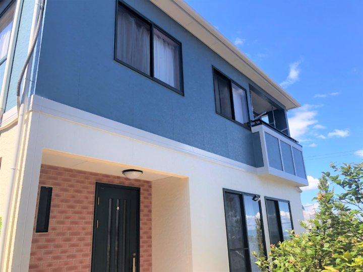 広島県廿日市市前空 S様邸 外壁塗装・屋根塗装工事