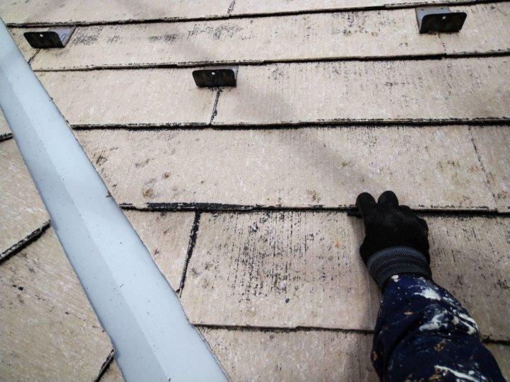 ④屋根タスペーサー取り付け