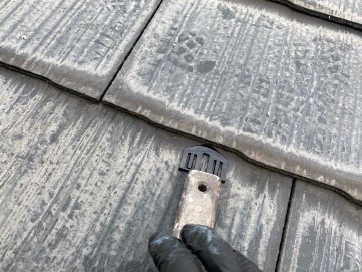 ⑩屋根タスペーサー取り付け