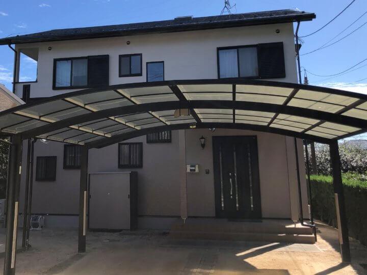 広島県廿日市市阿品 Y様邸 外壁塗装・屋根塗装工事