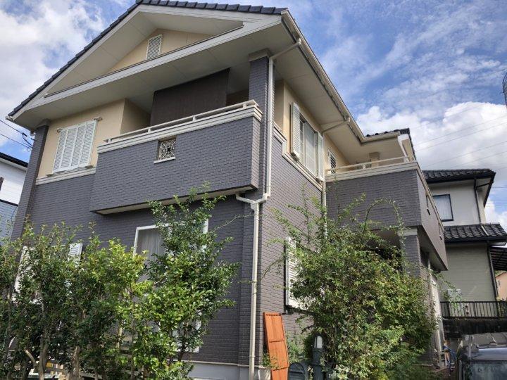広島市安佐北区深川 T様邸 外壁塗装工事