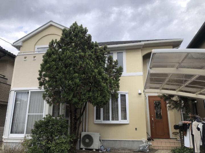 広島市安佐北区口田南 S様邸 外壁塗装・屋根塗装工事
