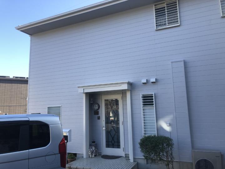 広島県廿日市市上平良 T様邸 外壁塗装・屋根塗装工事