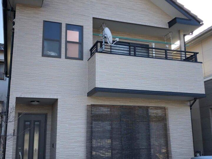 広島市安芸区矢野東 O様邸 外壁塗装・屋根塗装工事