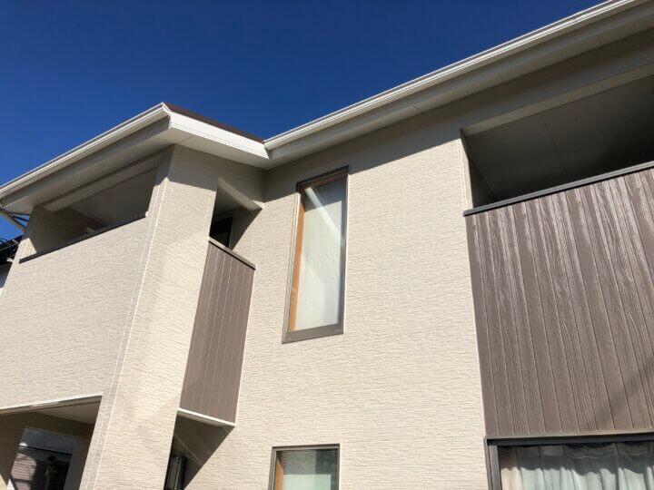 広島市中区江波南 U様邸 外壁塗装・屋根塗装工事