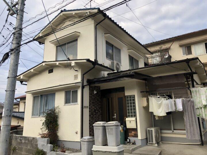 広島市安芸区矢野東 N様邸 外壁塗装工事