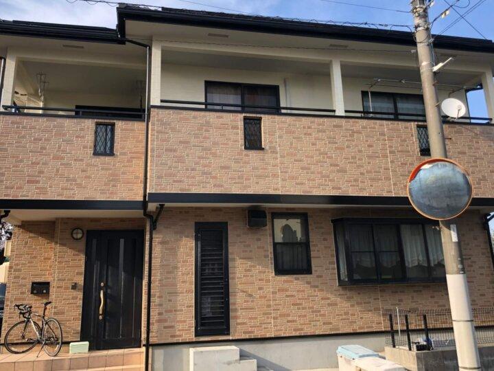 広島市南区仁保 S様邸 外壁塗装工事
