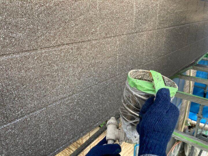 ⑱外壁上塗り