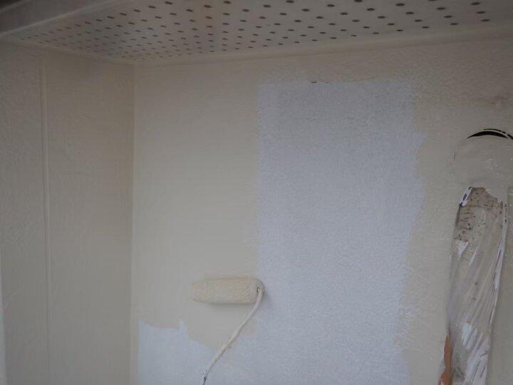 ⑱外壁上塗り 一回目