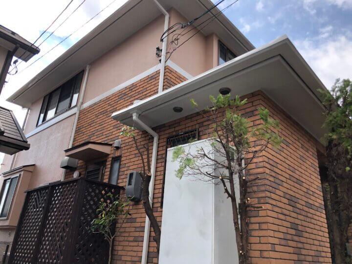 広島市西区高須台 M様邸外壁塗装・屋根塗装工事