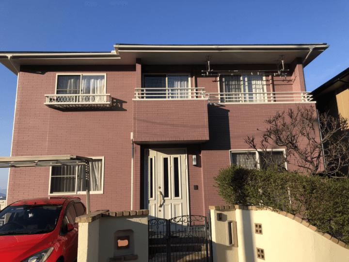 安芸区矢野南 K様邸 外壁塗装・屋根塗装工事