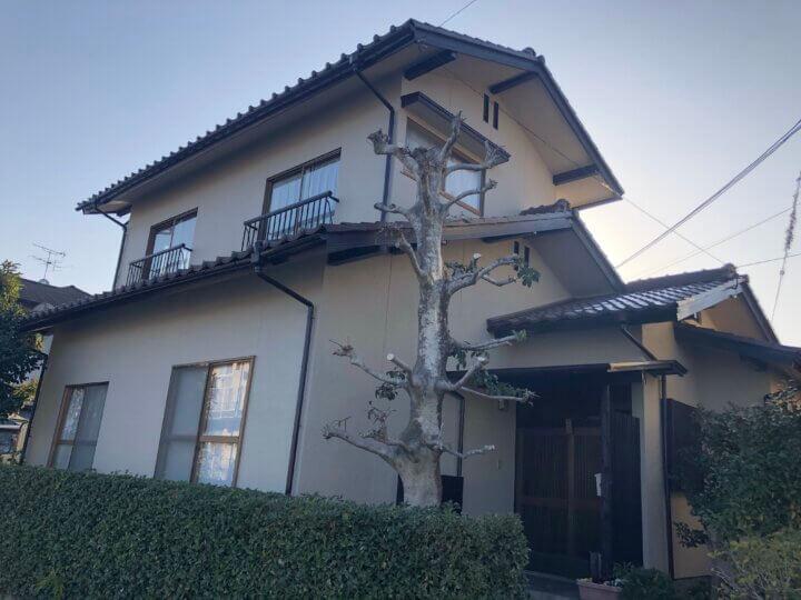 広島市佐伯区千同 W様邸 外壁塗装・屋根塗装工事